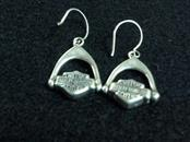 Harley-Davidson Silver Earrings 925 Silver 5dwt